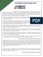 PLANEACION ESTRATEGICA JUMEX
