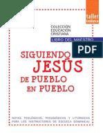 SIGUIENDO A JESUS DE PUEBLO EN PUEBLO - GUIA PEDAGÓGICA.pdf