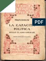 Proudhon Pierre Joseph - La capacità politica delle classi operaie-1865.pdf