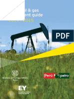 EY Peru Oil Gas Investment Guide 2014 2015