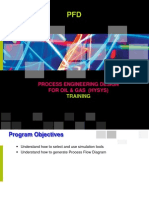 Process Engineering (1st Module) - PFD