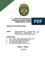 Curso de Emergencia