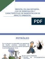 Impacto ambiental de refinerias