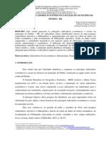Indicadores Pinhão-PR- S Zarpellon G Nogueira L Freitas 11 2012