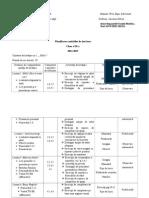Firm Steps Unitati Cls a III A