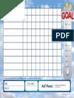 Goal Chart 008