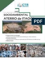Boletim Informativo Aterro Controlado de Itaoca