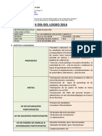 INFORME  DEL II DIA DE LOGRO 2014.pdf