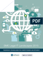 SME Legal Technology Landscapes 2015