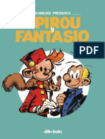 Plan editorial Spirou Dibbuks 2015