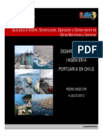 Desarrollo de La Ingenieria Portuaria en Chile