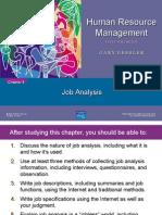 Job Anallysis