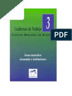 ANP-economía e Instituciones