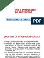 Sesion 13. Indicadores de Evaluacion Social