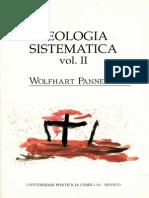 Pannenberg Wolfhart Teologia Sistematica II