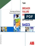 Breaker Failur Protection