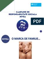 Program de Responsabilitate Sociala Nivea