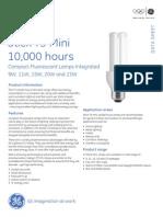 Lámparas Compactas T3 10000Horas Data Sheet en Tcm181-12661
