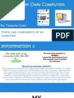 tamaras computer- business