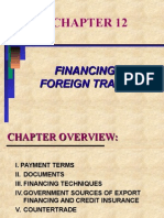 Export Finance for U.S. Exporters