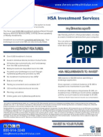 HSA Investment Services