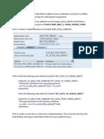 UUID for Vendor Invoices (2)