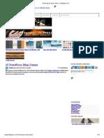 15 Wordpress Blog Teması _ Grafikyazar