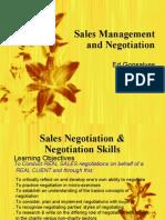 TBS Sales Negotiation 2015 Part 1