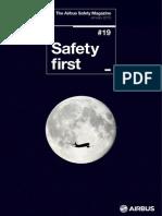 Safety First 19. Airbus Flight Safety magazine Jan 2015