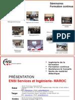 Présentation ENSI SI-V3