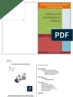 Cartilla de Matematicas Básica
