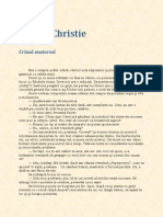 Agatha Christie - Crima Materna