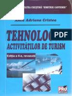 Tehnologia Activitatilor De Turism