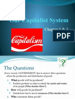 chapter 2  3- our capitalist system