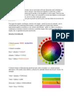 asortarea culorilor