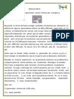 Manual Eólico Casero Al Estilo de Energiasjr 1.-Mexico