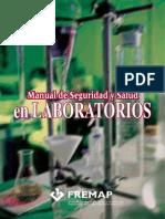 Seguridad y salud en los laboratorios