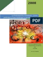 Participación Política en Venezuela123