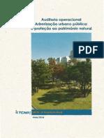 Auditoria Operacional – Arborização Urbana Pública