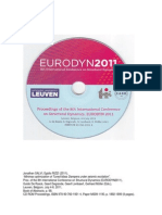 Salvi Rizzi Euro Dyn 2011