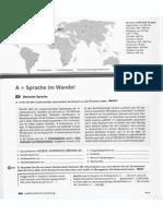Deutsche Varietäten, Sprache Lernen B1