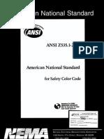 ANSI Z535.1