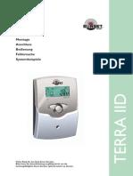TerraIID-regulador solar