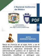 Acto Administrativo y Acto de Gobierno 3