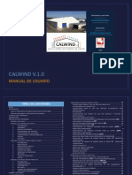 Manual de Usuario Calwind