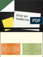 error medico.pptx