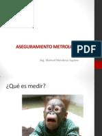 QUIMICA ANALITICA - METROLOGIA