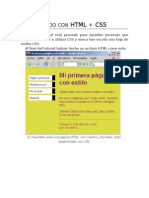 tema 2 - html y css