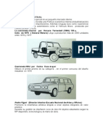 Uruguay Historia y Teoria del diseño