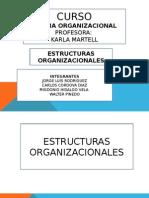 Estructura Oeganizacional